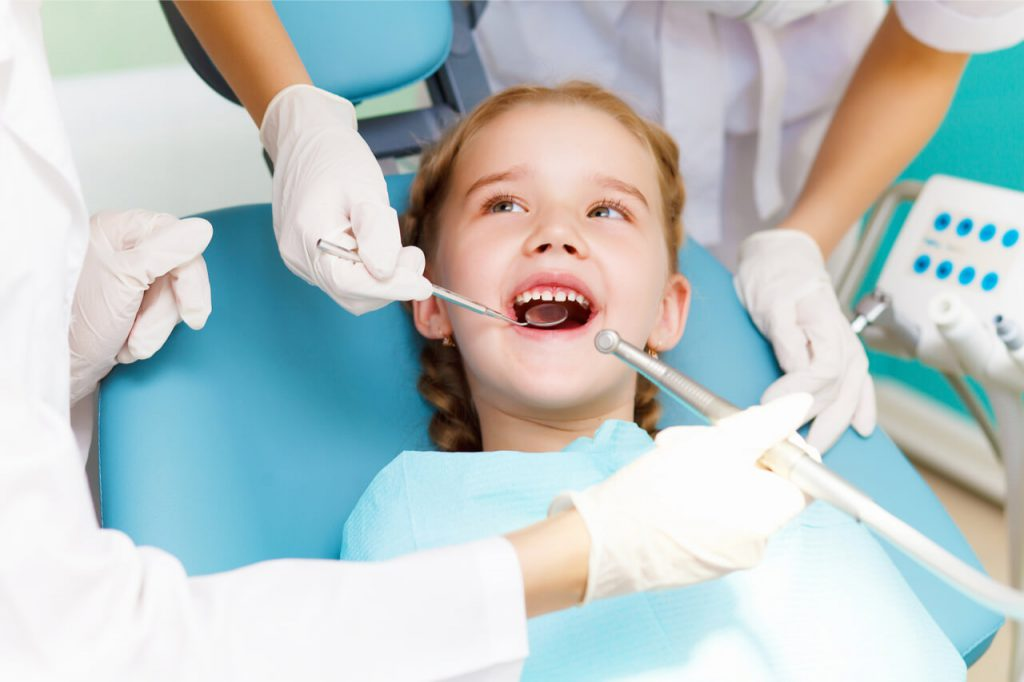 children's dental services